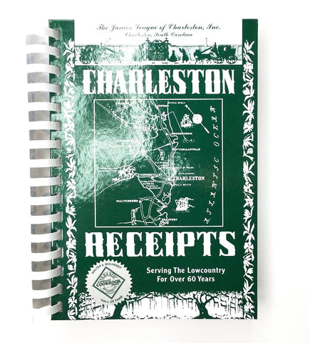 Junior League of Charleston-Receipts