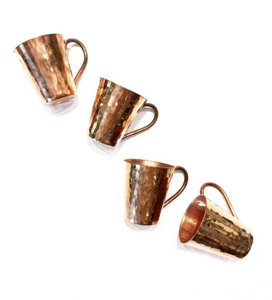 Copper Mini Mule Shot Cup