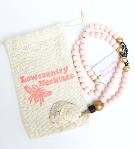 Lowcountry Oyster Necklace