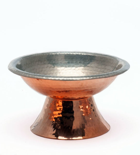 Copper Tin Lined Bowl