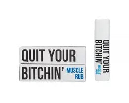 Quit Your Bitchin' Muscle Rub