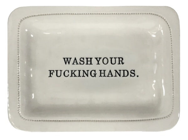 Wash Your Fu#* Hands