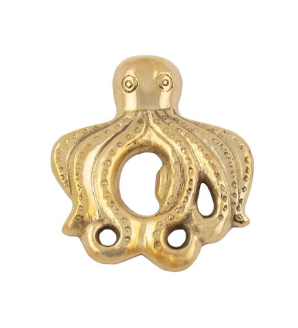Brass Octopus Bottle Opener
