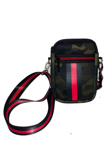 Casey Small Crossbody Neoprene Bag