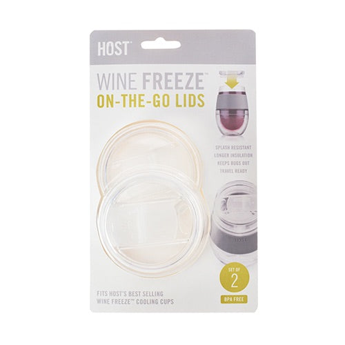 On-The-Go Wine Cup Lids
