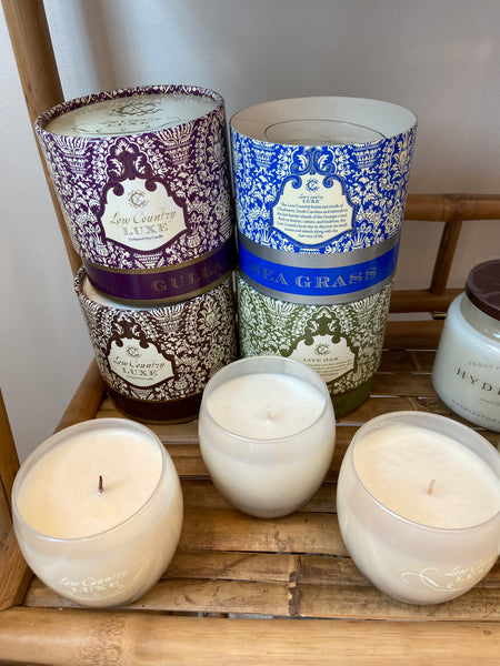 Lowcountry Luxe Candles