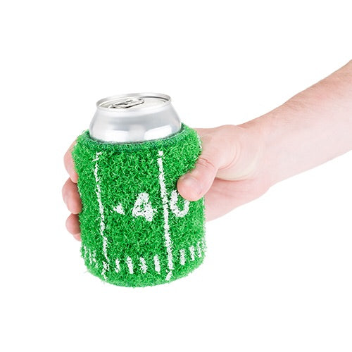 Football Turf Koozie