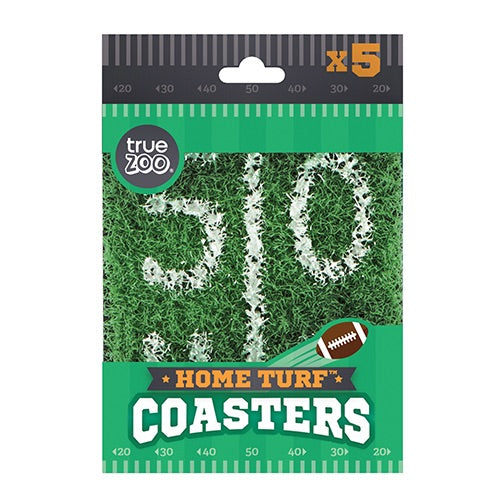 Football Turf Coaster