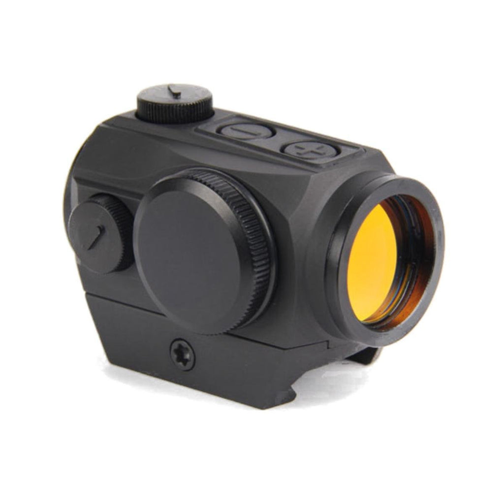 Holosun PARALOW HS403GL Red Dot Sight, Black, 673837 mm with low mount