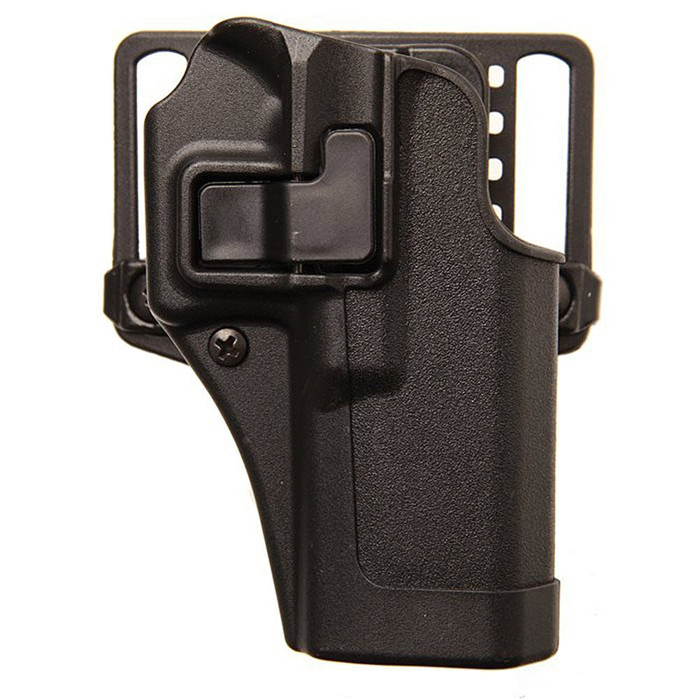 Blackhawk 410565BK-R Springfield XDS Right Hand Standard CQC .45 Caliber Holster, Size 9 - Black
