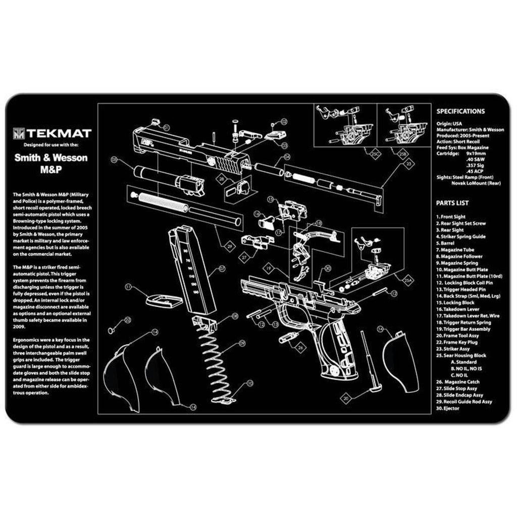 Smith & Wesson M&P TekMat 11