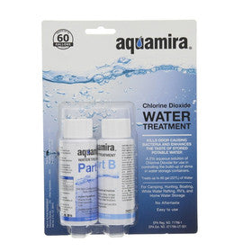 AQUAMIRA TECHNOLOGIES WATER TREATMENT DROPS, 2-OUNCE