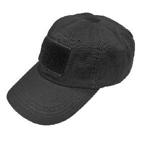 CONDOR OUTDOOR BLACK TACTICAL CAP