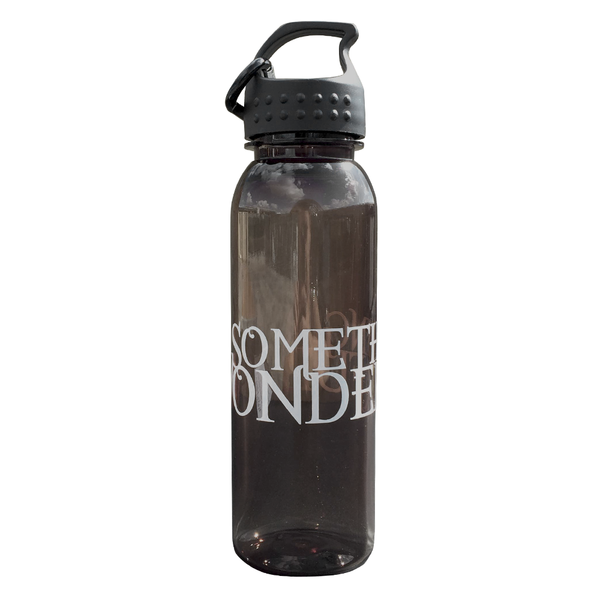 Charcoal Water Bottle