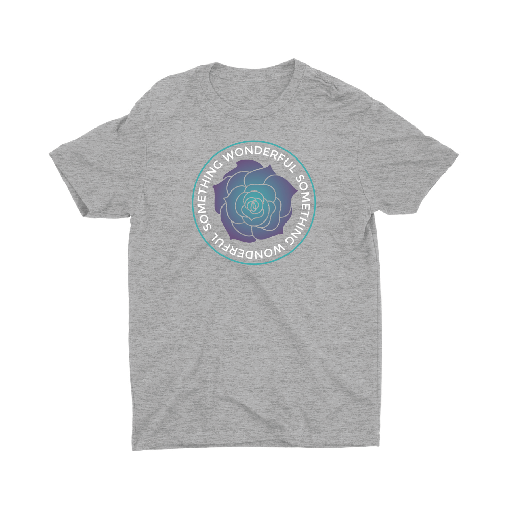 Grey Rose T-shirt