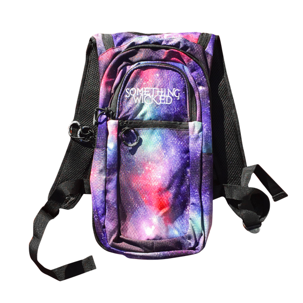 SWF Galaxy Vibedration Backpack