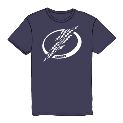 Sunset Bolts T-Shirt