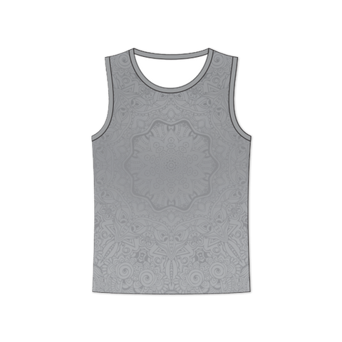 Mandala Sublimated Tank Top