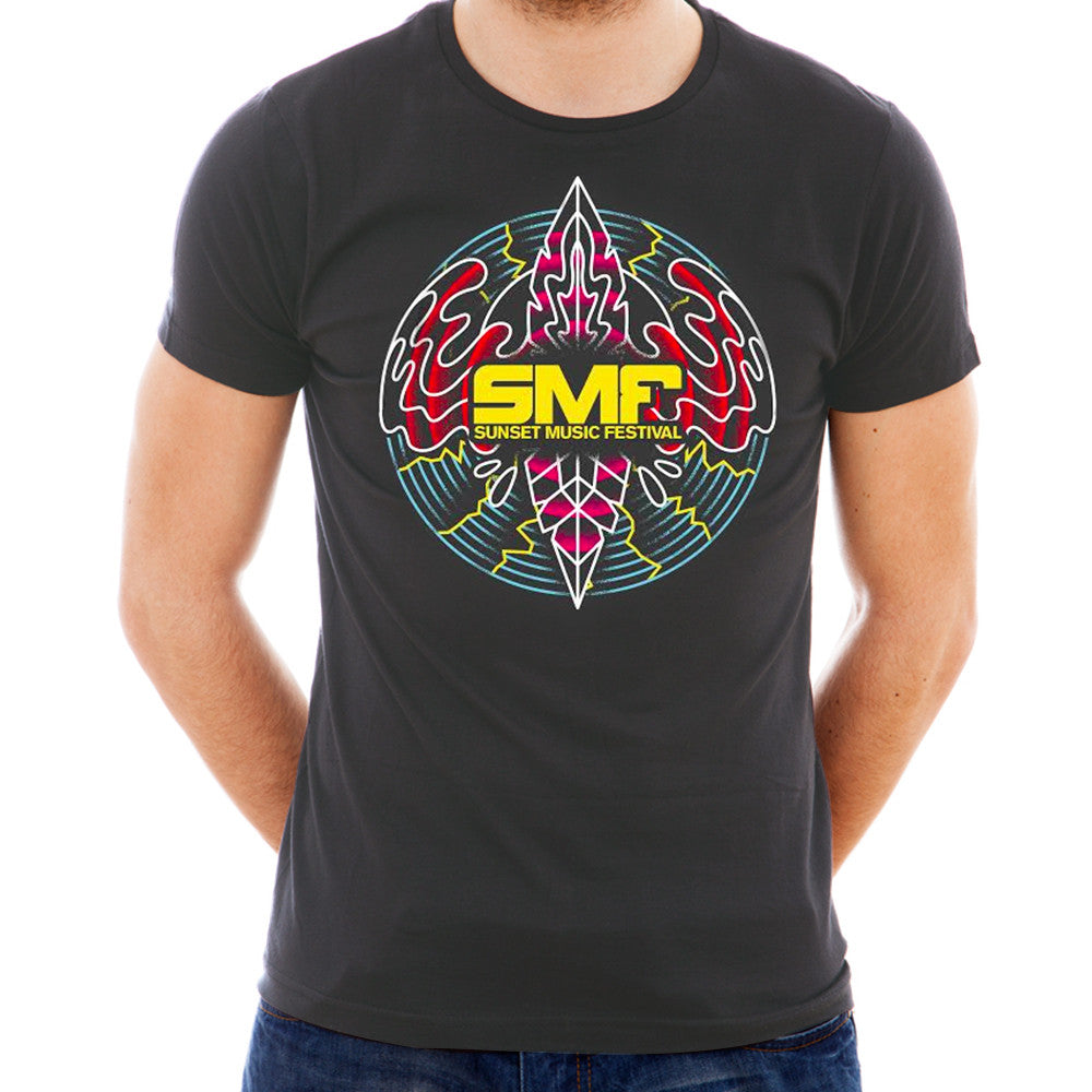 SMF Feather Tee