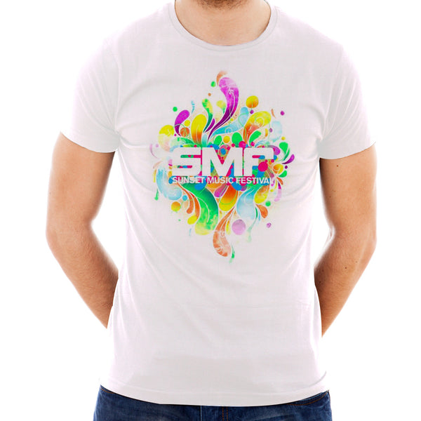 SMF Dream Higher Paisley Tee
