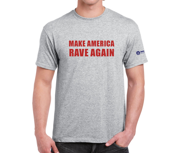 Official Make America Rave Again T-Shirt