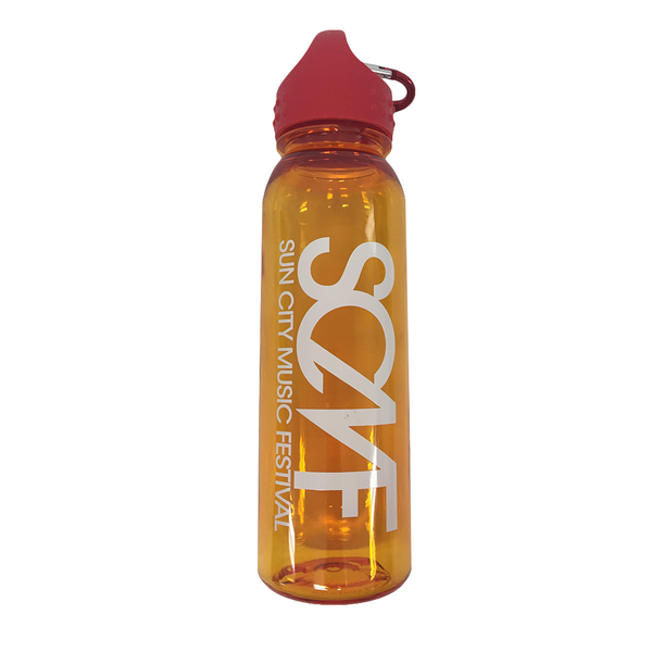SCMF Water Bottle (Orange)