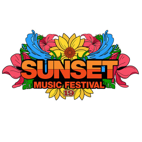 Sunset 2019 Official Pin