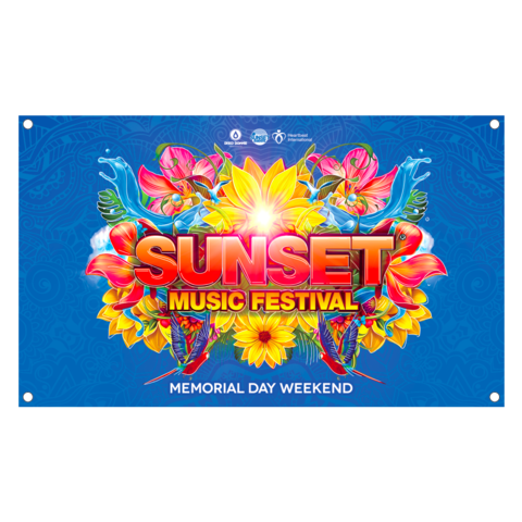 2019 Sunset Flag