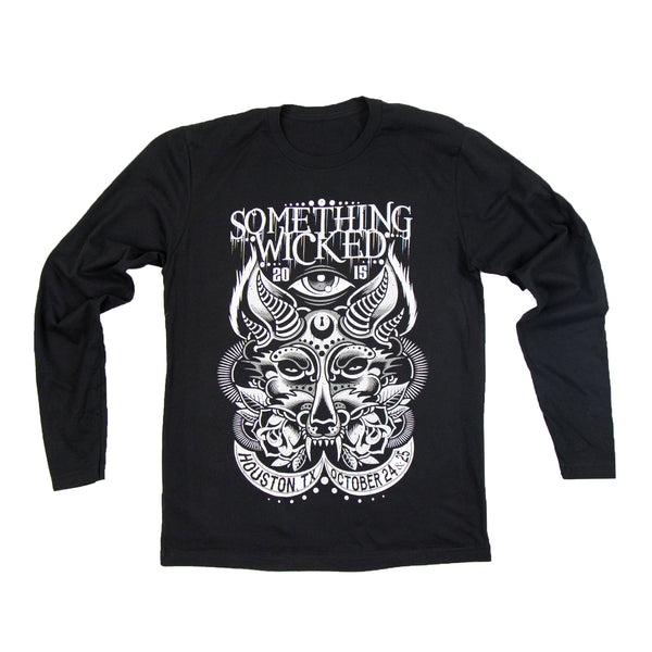 Something Wicked Tribal Werewolf Tee (Grey)