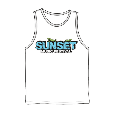 Sunset Lineup Tanktop