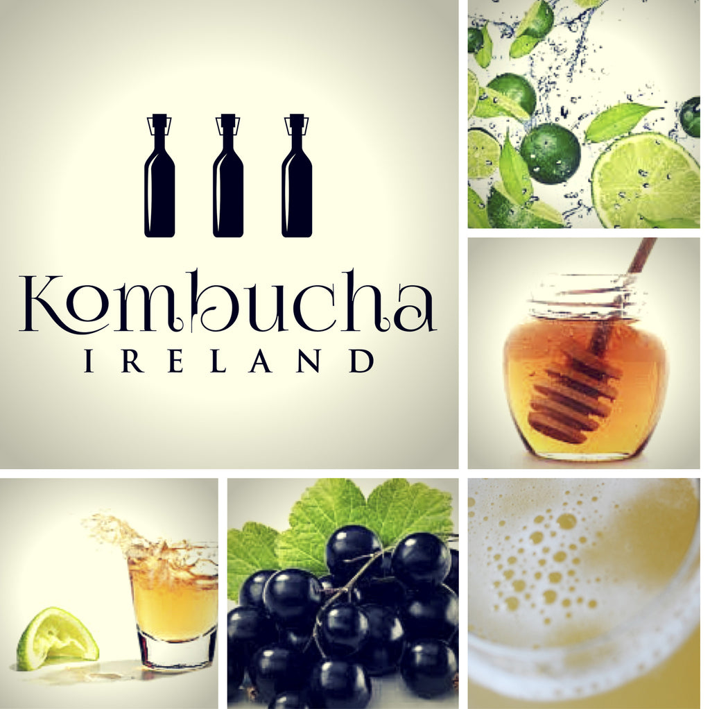 3 BEVERAGES YOU HAVE TO TRY THIS SUMMER... Kombucha Cocktails