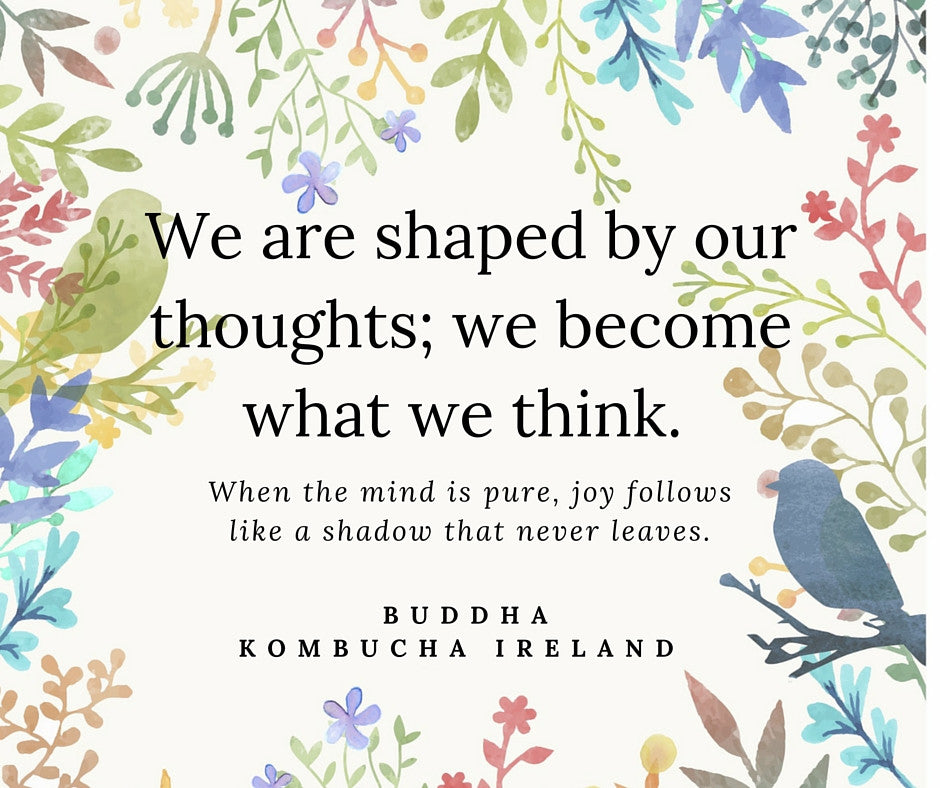 We become what we think !
