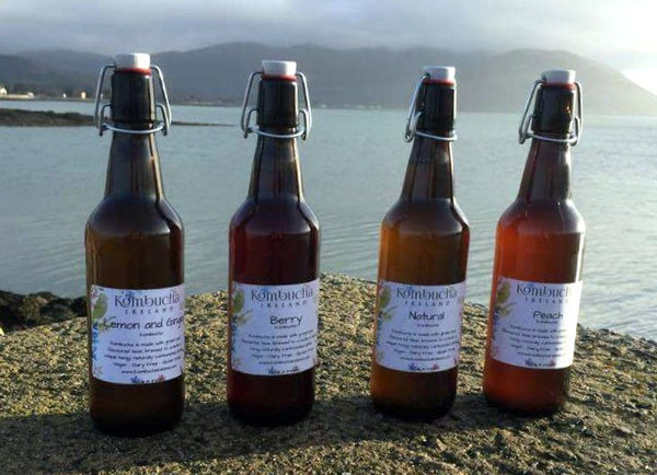 The Detox Pack 4 x Mixed Kombucha flavours