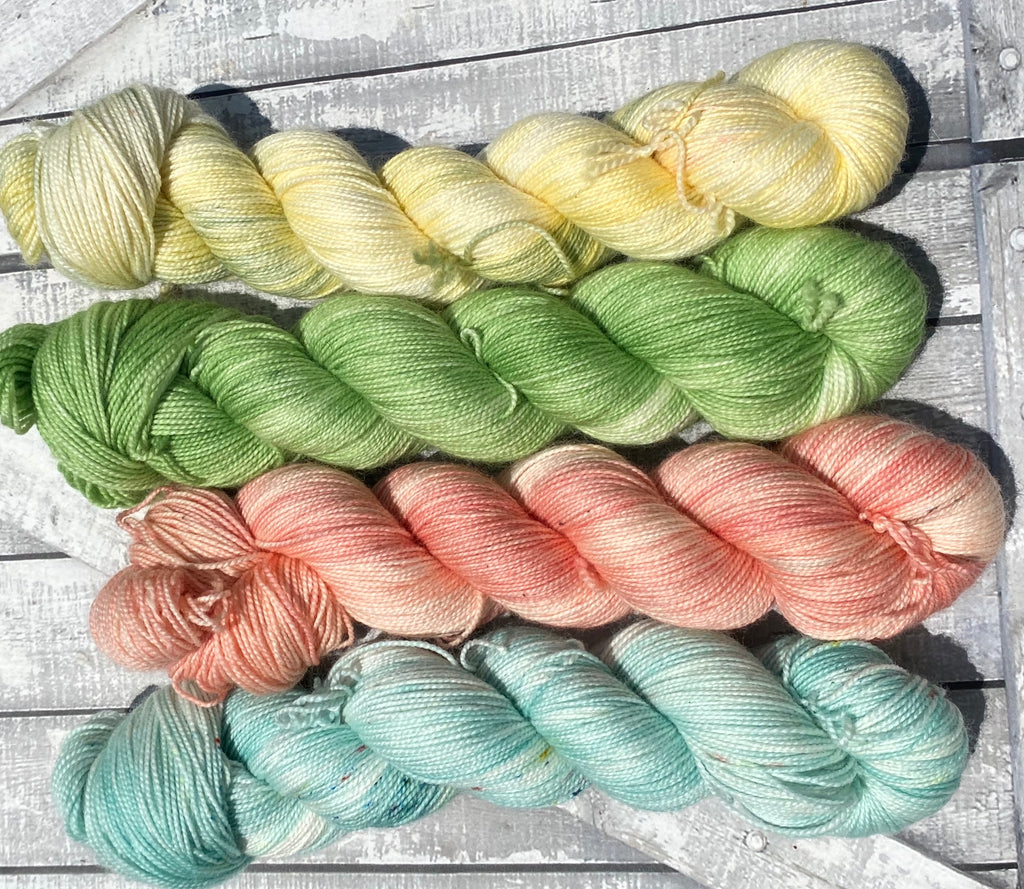 Yarn Pairings from Episode 224
