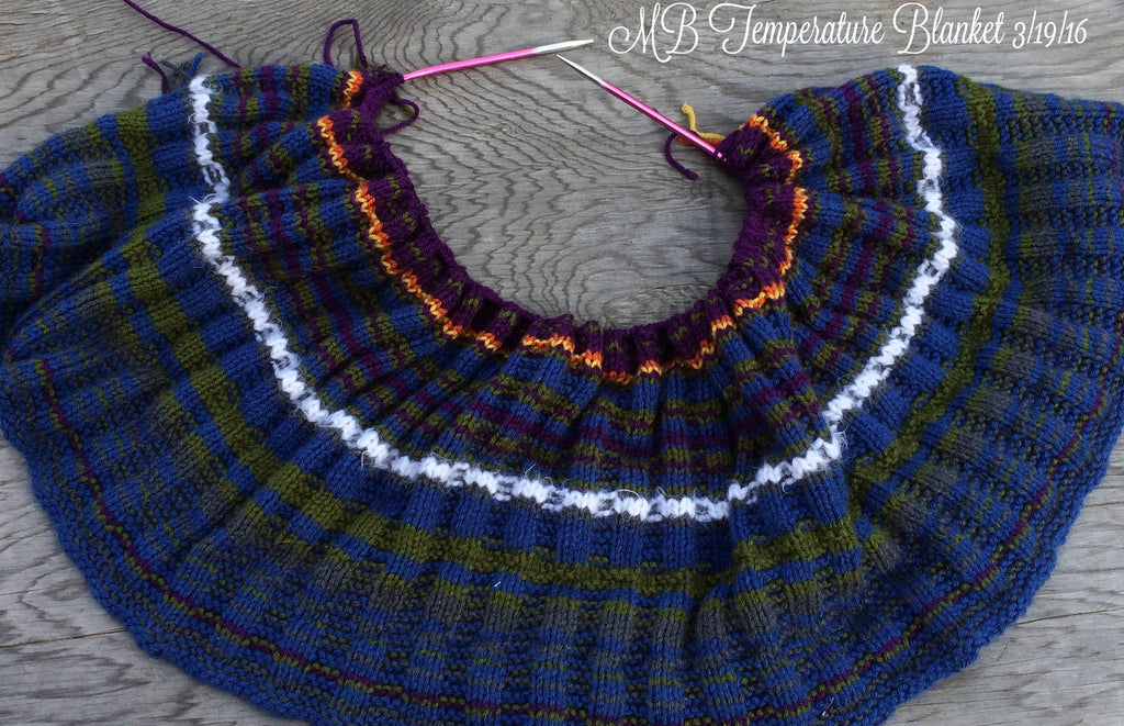 What's On The Needles - Week of 3/19/16