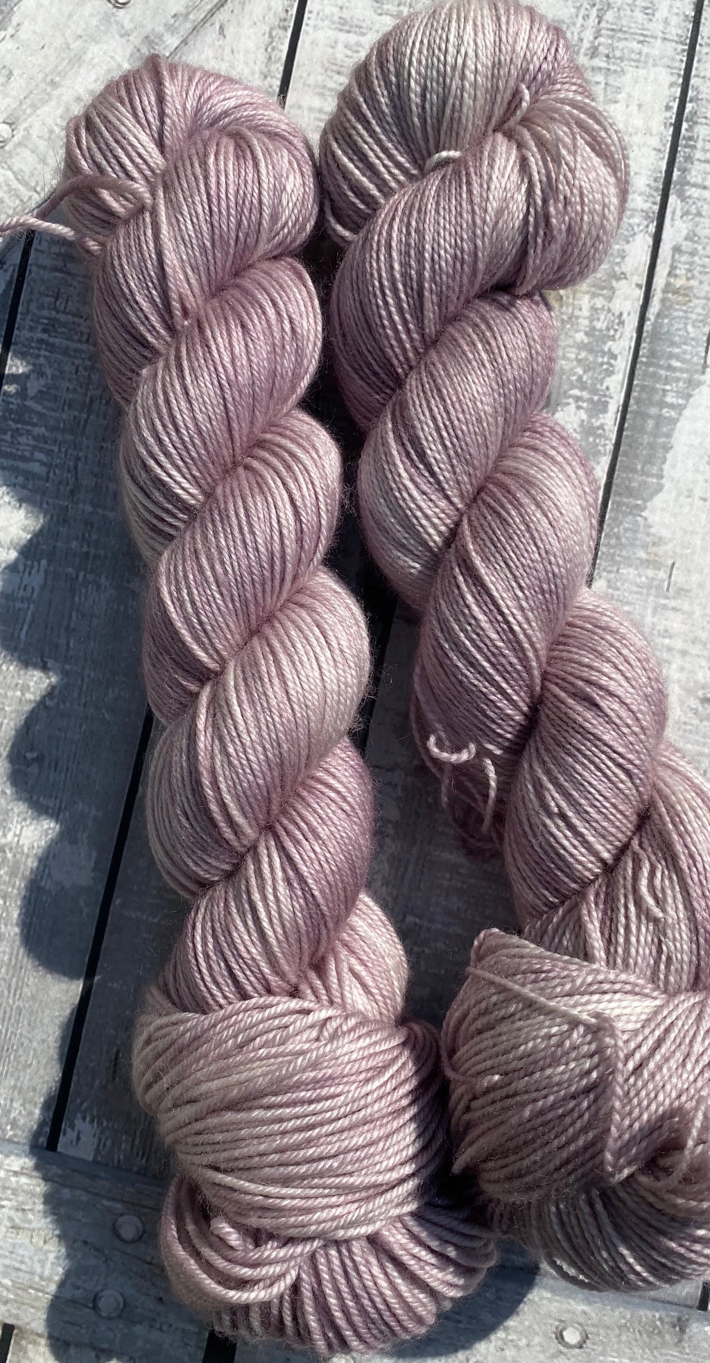 Michelmas Daisy Fairy - FALL 2020 collection, Toad Hollow Yarns