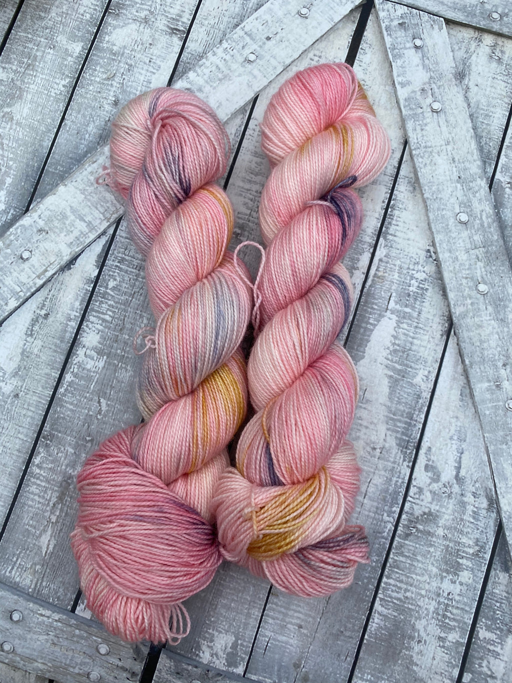 BREAKFAST AT  TIFFANY'S - VIRTUAL VOGUE KNITTING LIVE 2020 Color, Toad Hollow Yarns