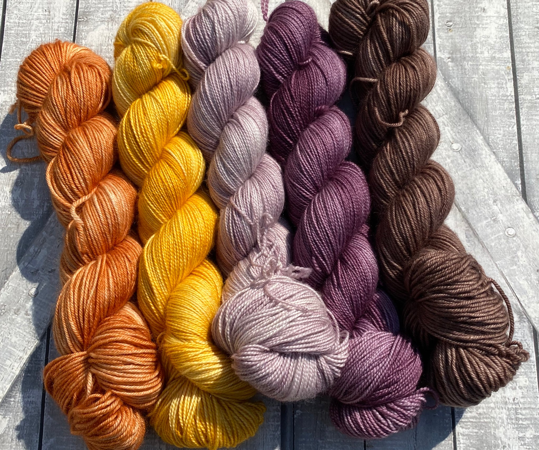 Acorn Fairy - FALL 2020 collection, Toad Hollow Yarns