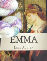 EMMA, Toad Hollow JANE AUSTEN Collection, Toad Hollow Yarns