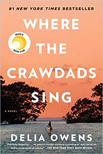 WHERE THE CRAWDADS SING, Toad Hollow Five Star Reads Collection, Toad Hollow Yarns