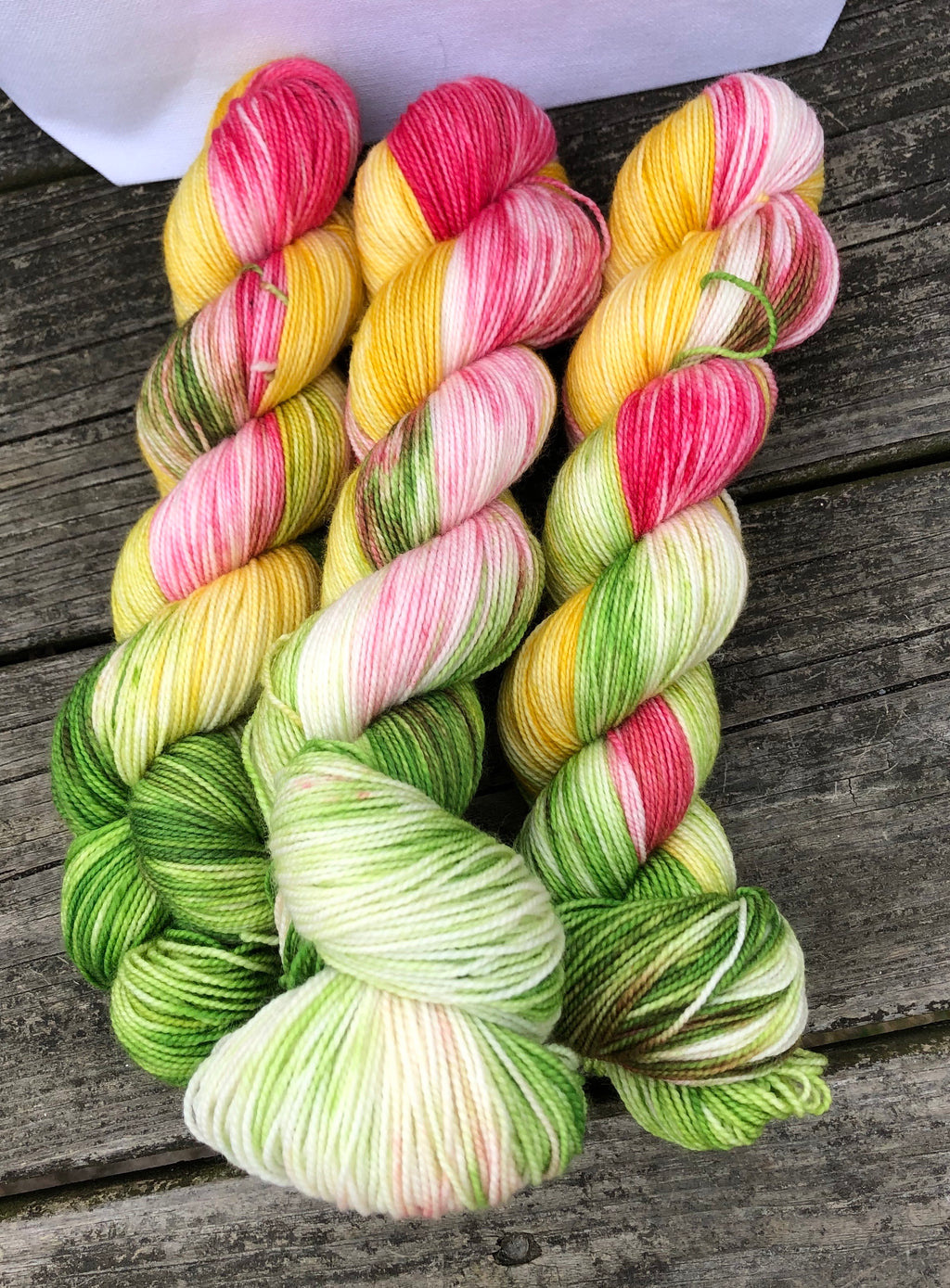 HOPE SPRINGS - Maryland 2020 Color, Toad Hollow Yarns