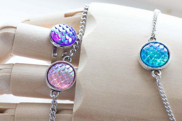 Merbabe Bracelet (9 colours!)
