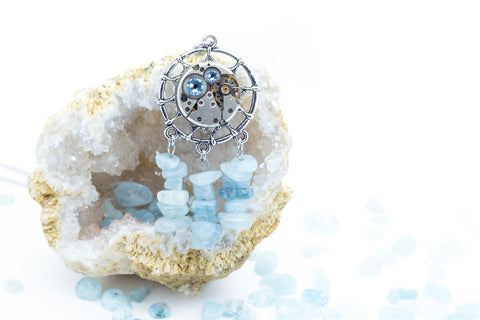 Clockwork Dreamer Necklace