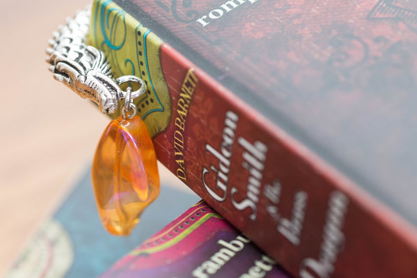 Fire Breathing Dragon Bookmark