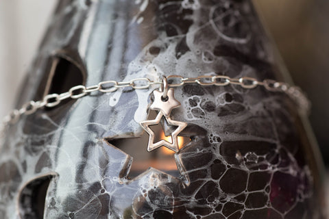 Teeny Star Necklace