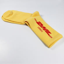 Load image into Gallery viewer, DHL Express Crew Socks