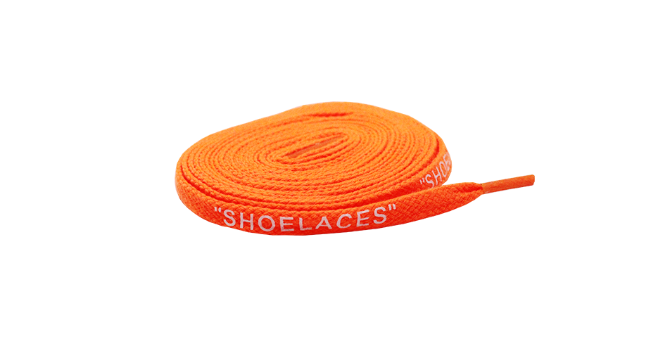 "Off-White ""SHOELACES"" - 4 Colors"