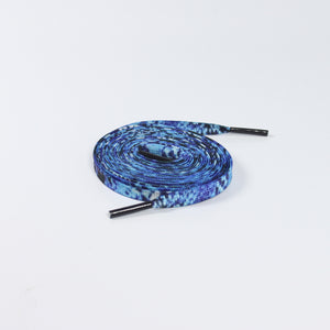 "54"" The Blue Abyss - Shoelaces"