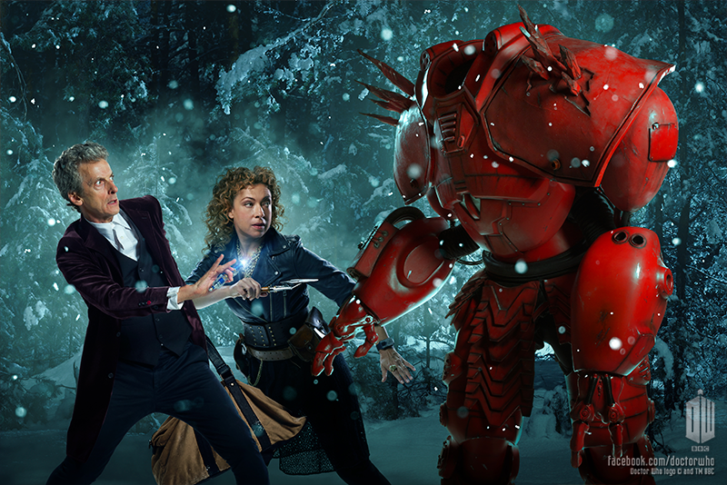 The 2015 Doctor Who Christmas Special