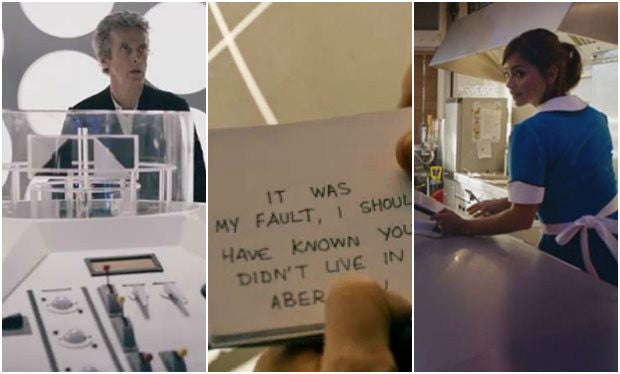 14 brilliant Easter eggs you might have missed in Doctor Who series 9